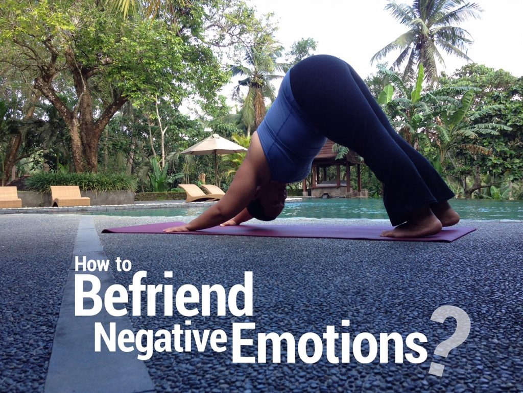 How to Befriend Negative Emotions 2
