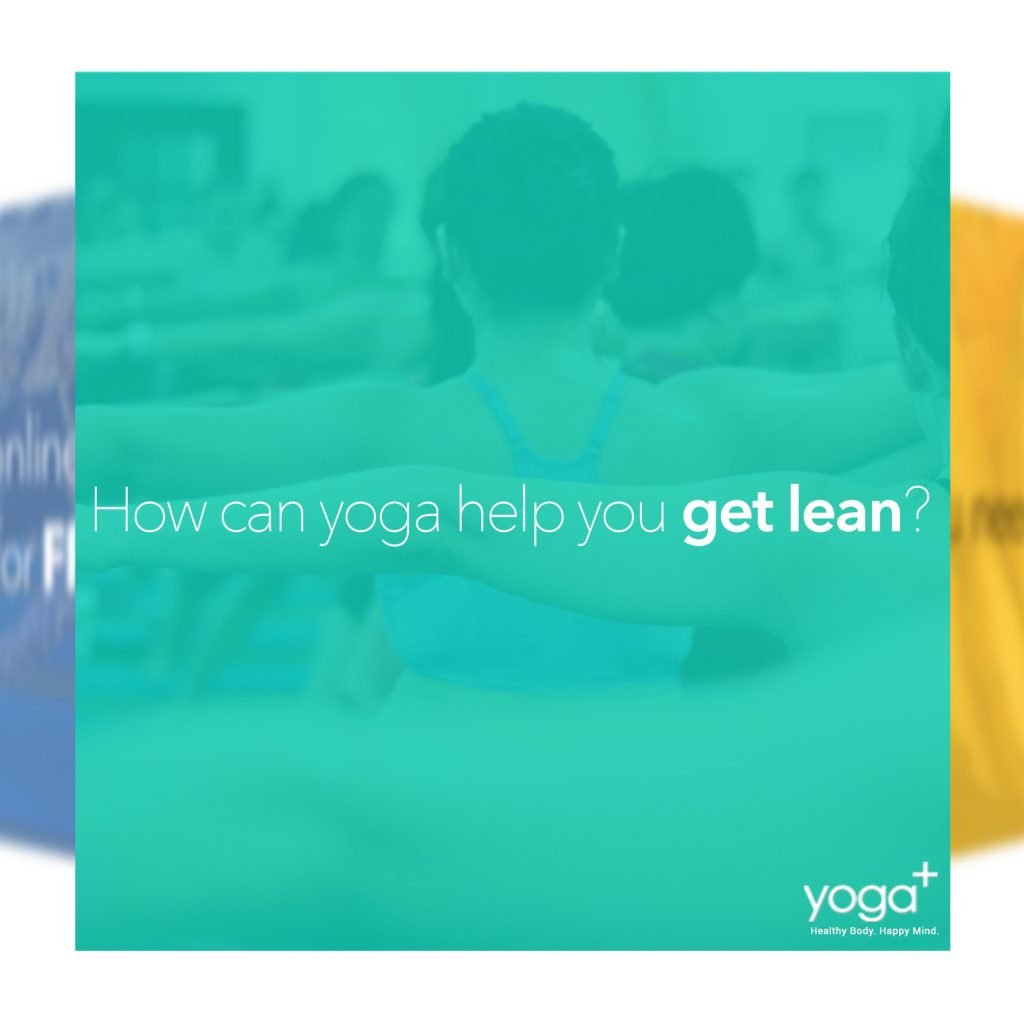 yoga+ Get Lean Program 1